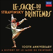 Stravinsky: Le Sacre Du Printemps 100th Anniversary - A History / Jon Tolansky [Includes Audio Documentary]