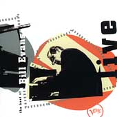 Bill Evans (Piano): The Best of Bill Evans Live on Verve