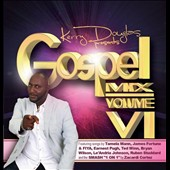 Various Artists: Kerry Douglas Presents Gospel Mix, Vol. 6