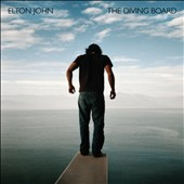 Elton John: The Diving Board [CD/LP/DVD/Art Book] [Super Deluxe Edition] [Box]