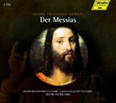 Handel: The Messiah / Donna Brown, Cornelia Kallisch, Roberto Sacca, Alastair Miles. Rilling