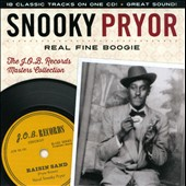 Snooky Pryor: Real Fine Boogie: The J.O.B. Records Masters Collection *