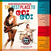 Various Artists: Amsterdam Beatclub: The Best Place To Go! Go! [Digipak]