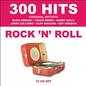 Various Artists: 300 Hits: Rock 'n' Roll [Box]
