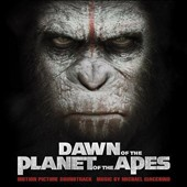 Michael Giacchino: Dawn of the Planet of the Apes [Original Motion Picture Soundtrack] [7/7]