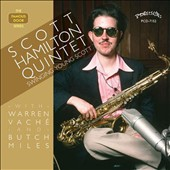 Scott Hamilton/Scott Hamilton Quintet: Swinging Young Scott