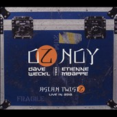 Oz Noy Trio/Oz Noy: Asian Twistz: Live In Asia [Slipcase]