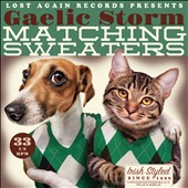 Gaelic Storm: Matching Sweaters *