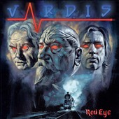 Vardis: Red Eye [Digipak]