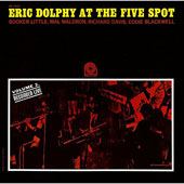 Eric Dolphy: At the Five Spot, Vol. 2