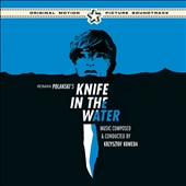 Krzysztof Komeda (Composer/Piano): Knife in the Water [Original Motion Picture Soundtrack]