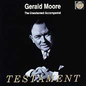 Gerald Moore - The Unashamed Accompanist
