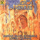 Liturgical Fanfares / Graham, Avatar Brass Ensemble
