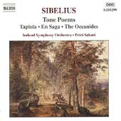 Sibelius: Tone Poems / Petri Sakari, Iceland SO