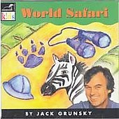 Jack Grunsky: World Safari