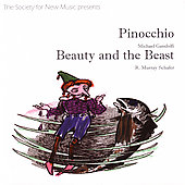 Schaffer: Pinocchio;  Gandolfi: Beauty and the Beast