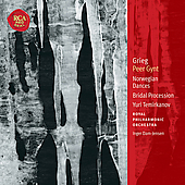 Grieg: Peer Gynt; Norwegian Dances / Temirkanov