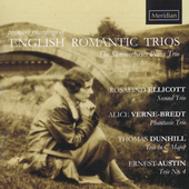 English Romantic Trios / Summerhayes Piano Trio