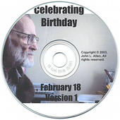 John L. Allen: Celebrating a Birthday *
