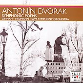 Dvor&aacute;k: Symphonic Poems / Neumann, Weller, Zinman, SWR SO