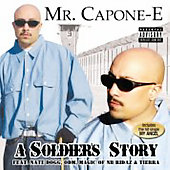 Mr. Capone-E: A Soldier's Story [PA]