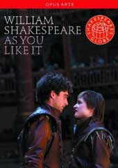 Shakespeare/Warbeck: As You Like It / Hughes, Frederick, Rogers [Blu-Ray]