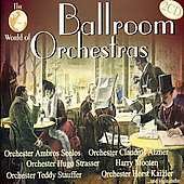 Various Artists: World of Ballroom Orchestras