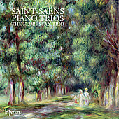 Saint-Saëns: Piano Trios no 1 & 2 / Florestan Trio