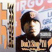 JT the Bigga Figga: Don't Stop Til We Major [PA]