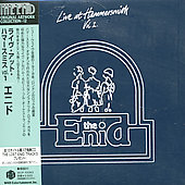 The Enid (U.K.): Live in Hammersmith, Vol. 1