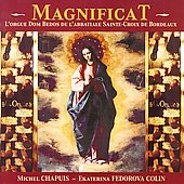 Magnificat - Guilain, D'Andrieu, et al / Michel Chapuis
