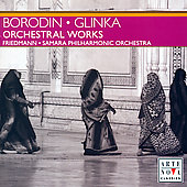 Borodin: Symphony no 2, etc;  Glinka / Friedmann, Samara PO