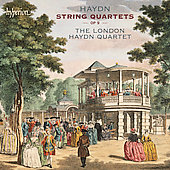 Haydn: String Quartet Op. 9 / The London Haydn Quartet