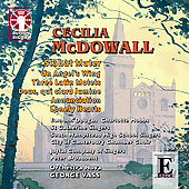 McDowall:  Stabat Mater, etc / Vass, Orchestra Nova, et al