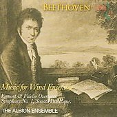 Music for Wind Ensemble - Beethoven / Albion Ensemble