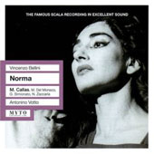 Bellini: Norma / Votto, Callas, Del Monaco, Zaccaria, Simionato, et al