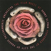 City of Prague Philharmonic Orchestra: The Film Music of Danny Elfman
