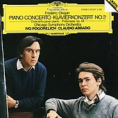 Chopin: Piano Concerto no 2, Polonaise Op 44 / Pogorelich