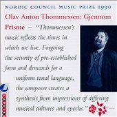 OIav Anton Thommessen: Gjennom Prisme