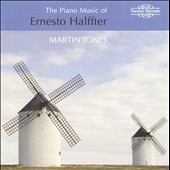Halffter: Piano Music