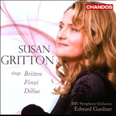 Susan Gritton Sings Britten, Finzi, Delius