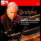 Johannes Brahms: Piano Concertos Nos. 1 & 2 / Kovacevich