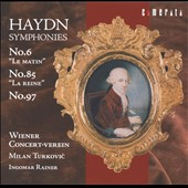 Haydn: Symphonies No. 6, No. 85, No. 97