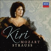 Kiri Te Kanawa Sings Mozart & Strauss