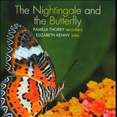 The Nightingale and the Butterfly / Theorbo and Recorder