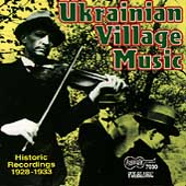 Various Artists: Ukrainian Village Music