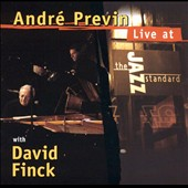 André Previn (Conductor/Piano): Live at the Jazz Standard