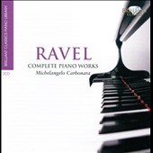 Brilliant Classics Piano Library: Ravel