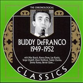 Buddy DeFranco: 1949-52 Studio Performances