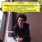 Prokofiev: Piano Concertos nos 1 & 3 / Kissin, Abbado